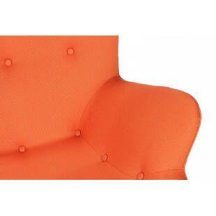 Кресло Contour оранжевое