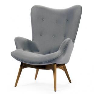 Кресло Contour серое