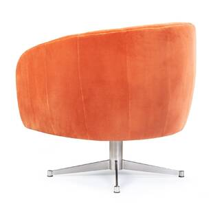 Кресло Crescent, оранжевое