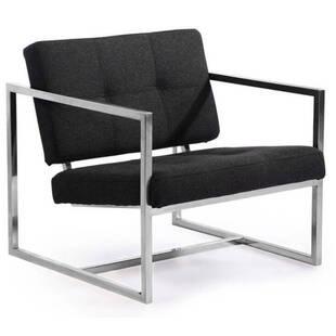 Кресло Cube черное