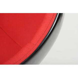 Eero Aarnio Egg Chair черно-красное