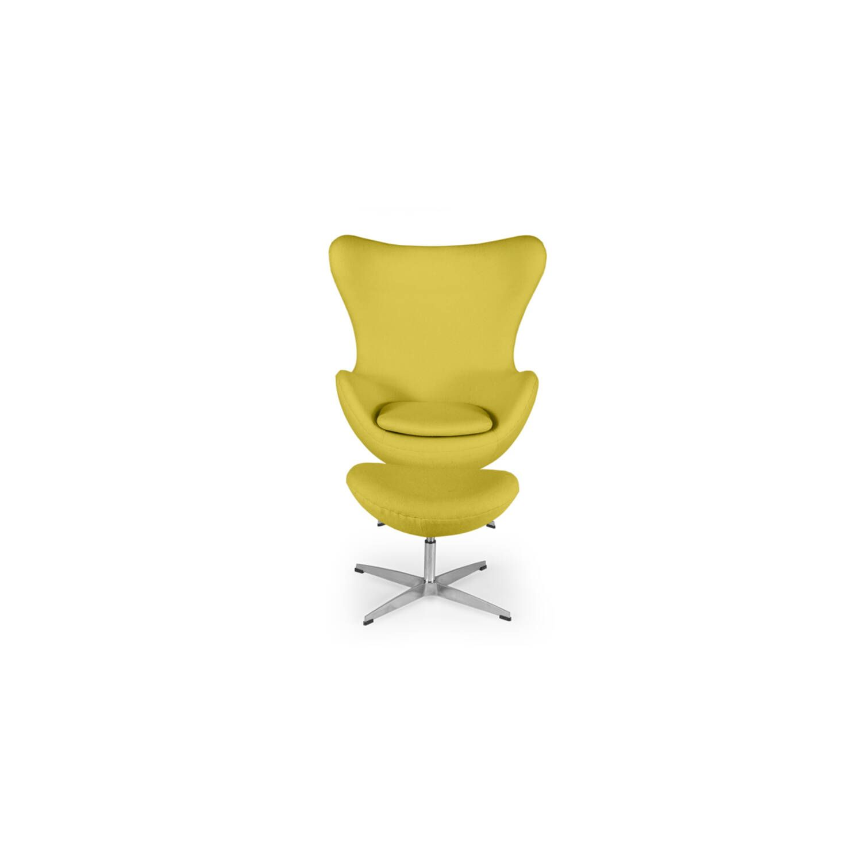 Гочичное кресло Egg