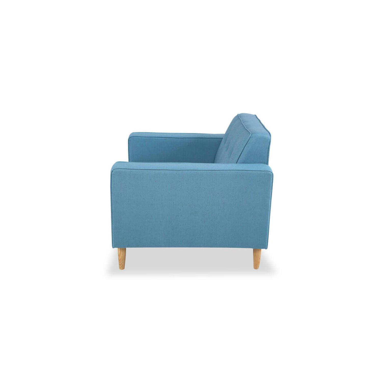 Кресло Eleanor, голубое