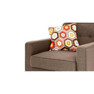 Кресло Eleanor, коричневое