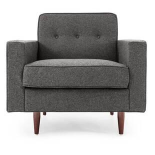 Кресло Eleanor, темно-серое