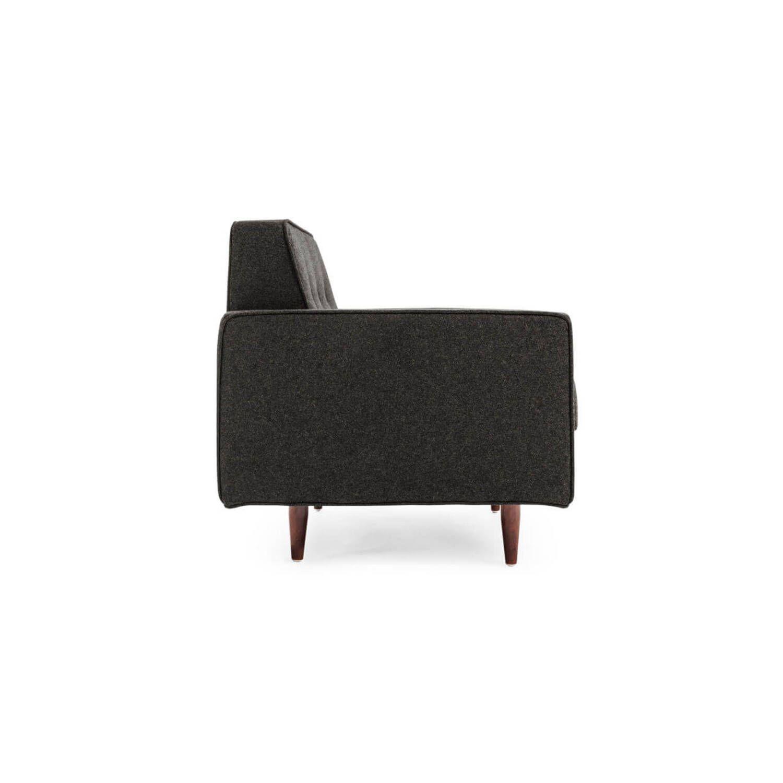Кресло Eleanor, угольно-черное