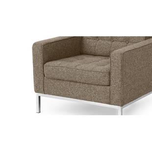 Кресло Florence, коричневое