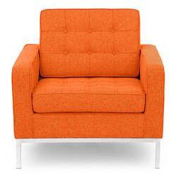 Кресло Florence, оранжевое