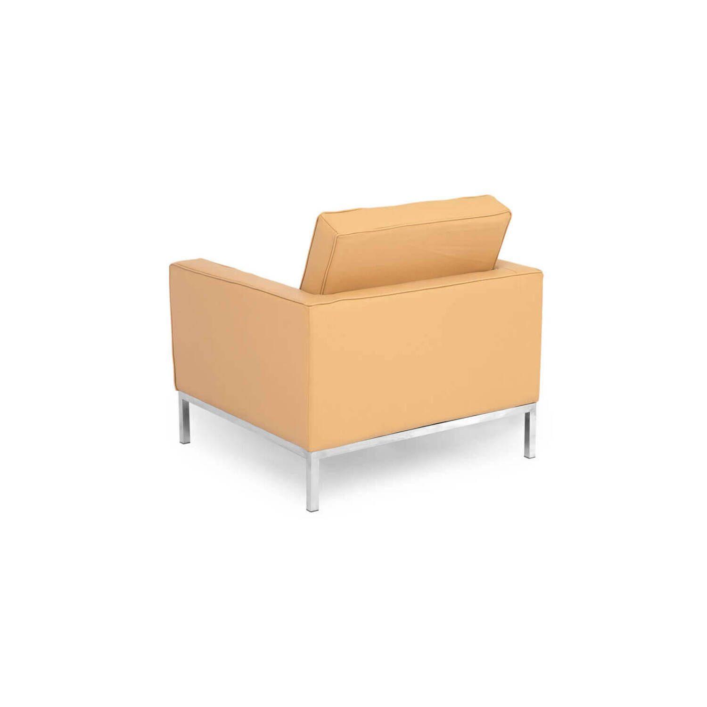 Песочное кресло Florence, натуральная кожа