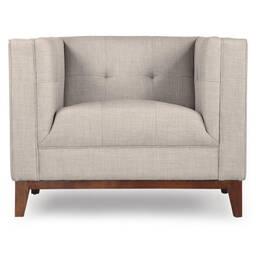 Кресло Harrison, серое