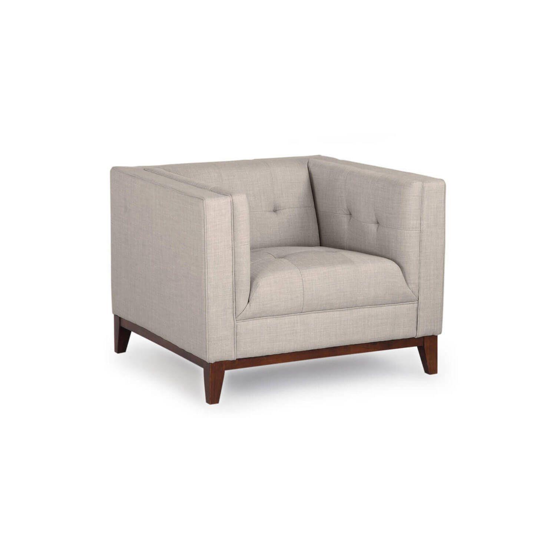 Кресло Harrison, серое купить