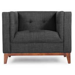 Кресло Harrison, темно-серое