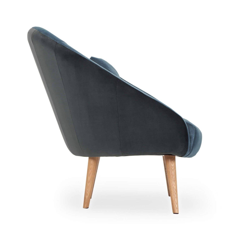 Кресло Jester, синее + серое купить