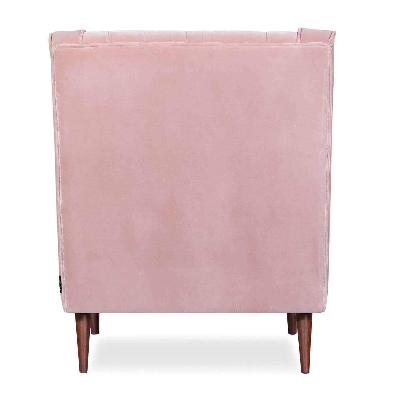 Кресло Krisel, розовое купить