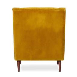 Кресло Krisel, желтое