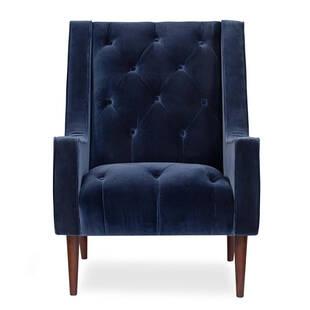 Кресло Krisel, синее