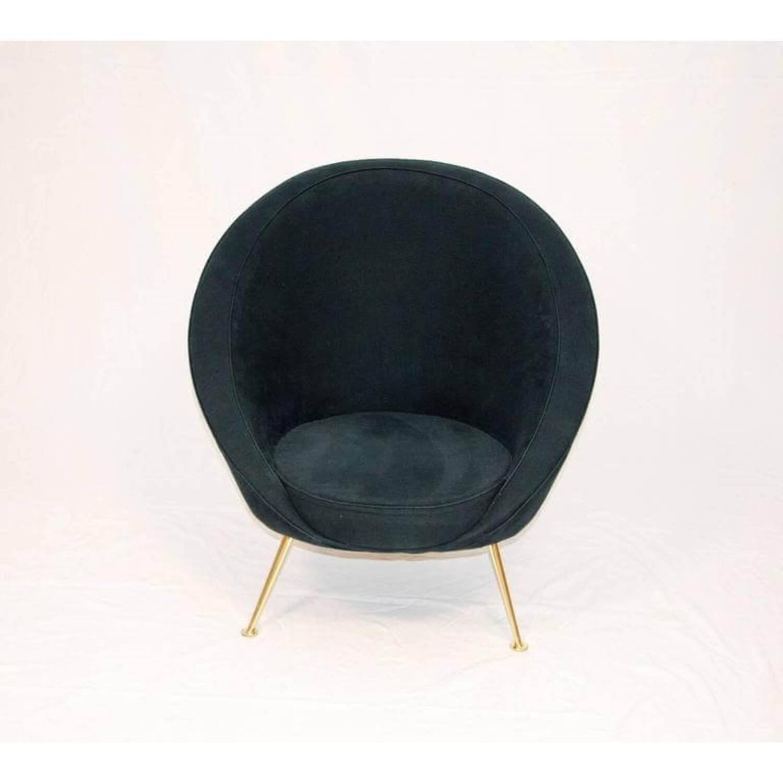 Кресло Rare Ico Parisi Egg Chair Model 813 купить