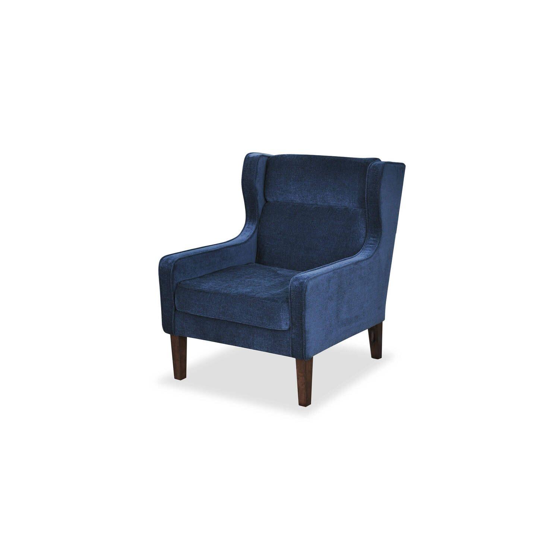 Кресло Mogenson, синее