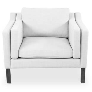Кресло Monroe белое