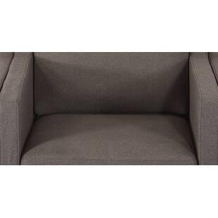 Кресло Monroe серое