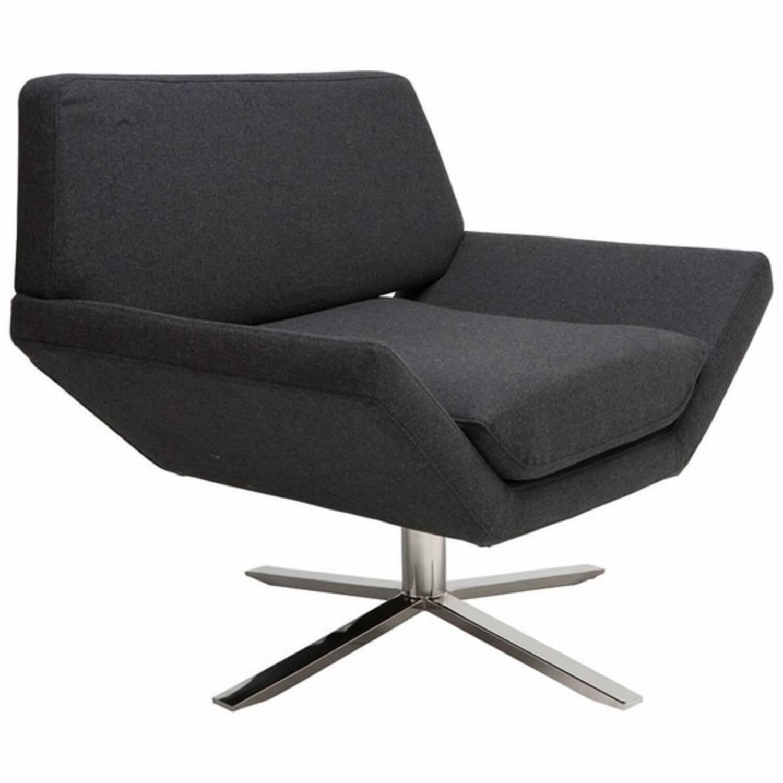 Кресло в современном стиле Sly Lounge Chair