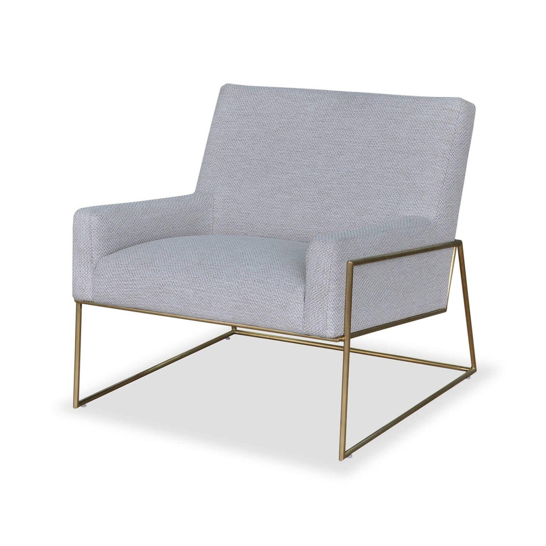 Кресло Suspend, светло-серое