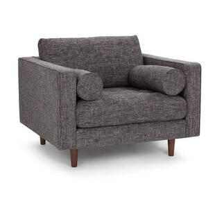 Кресло Sven, серое