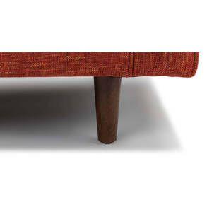 Кресло Sven, красное