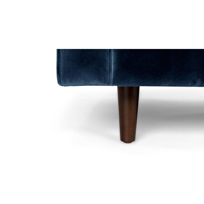 Кресло Sven, синее купить