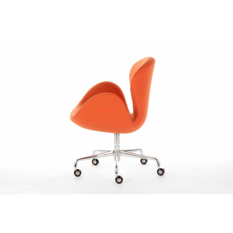 Дизайнерский компьютерный стул Swan