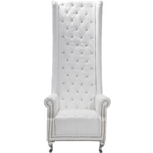 Кресло Princess, белое