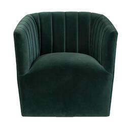 Кресло Tubby, зеленое