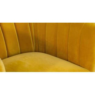 Кресло Tubby, желтое