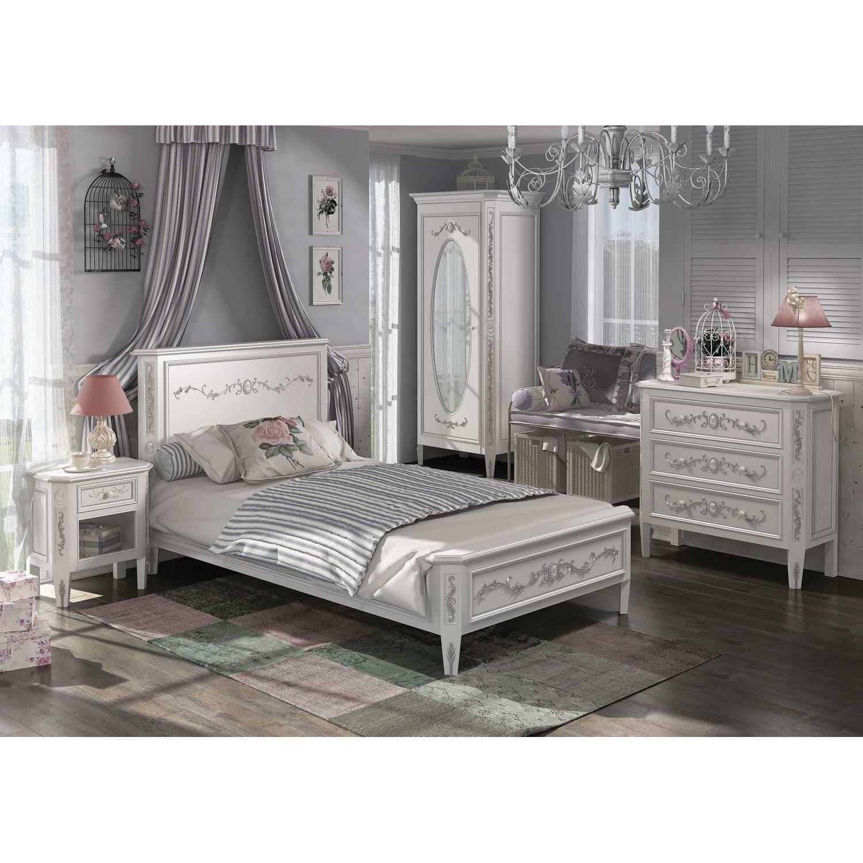 """Кровать односпальная """"Будуар"""" купить"""