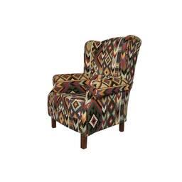 Кресло в африканском стиле