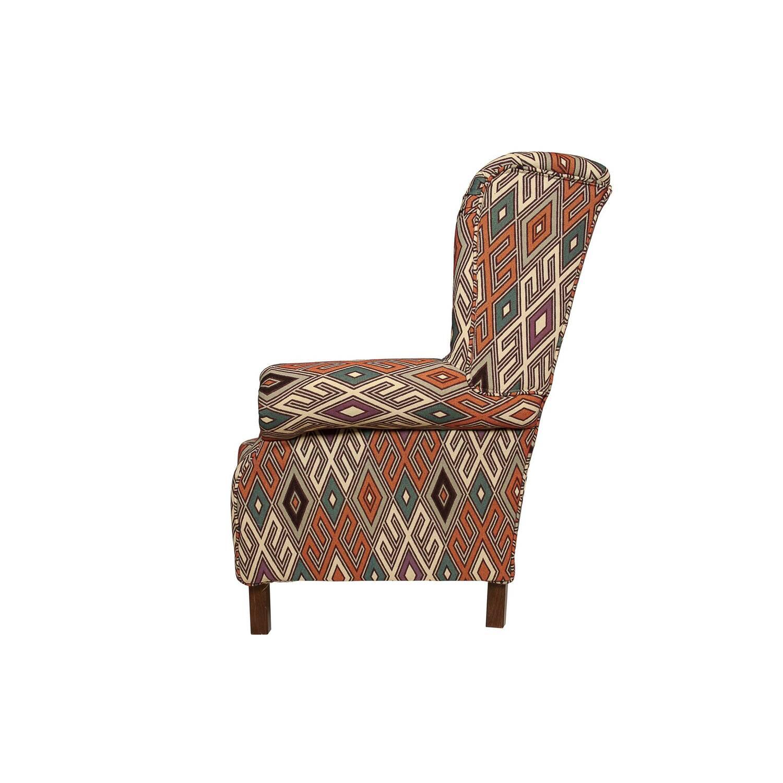 Кресло в колониальном стиле