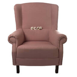 """Кресло """"Цветы Прованса"""" ch-00179"""