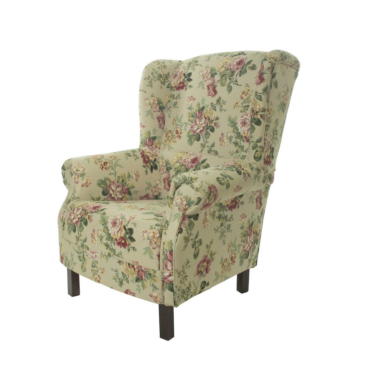 """Кресло """"Розы Прованса"""" ch-00161"""