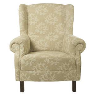 """Кресло с орнаментом """"Лианы"""""""
