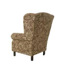 Кресло с восточным орнаментом