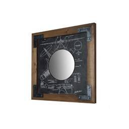 "Зеркало ""Авиатор"" mr-042"