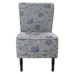 """Кресло-волна """"Цветы Прованса"""""""