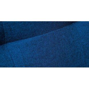 Банкетка Edward синяя