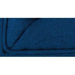 Дизайнерская синяя банкетка Edward в стиле модерн