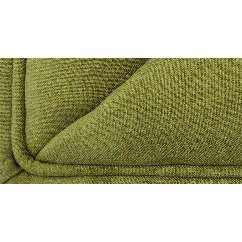 Банкетка Edward зеленая