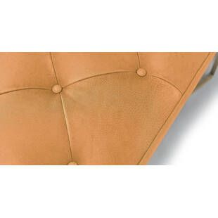 Банкетка Tablet, оранжевая