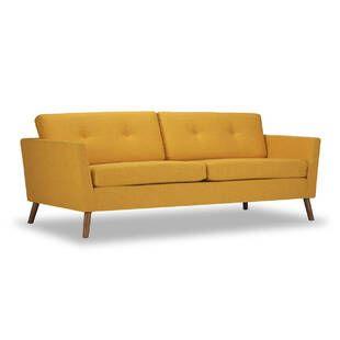 Диван Articulate, желтый
