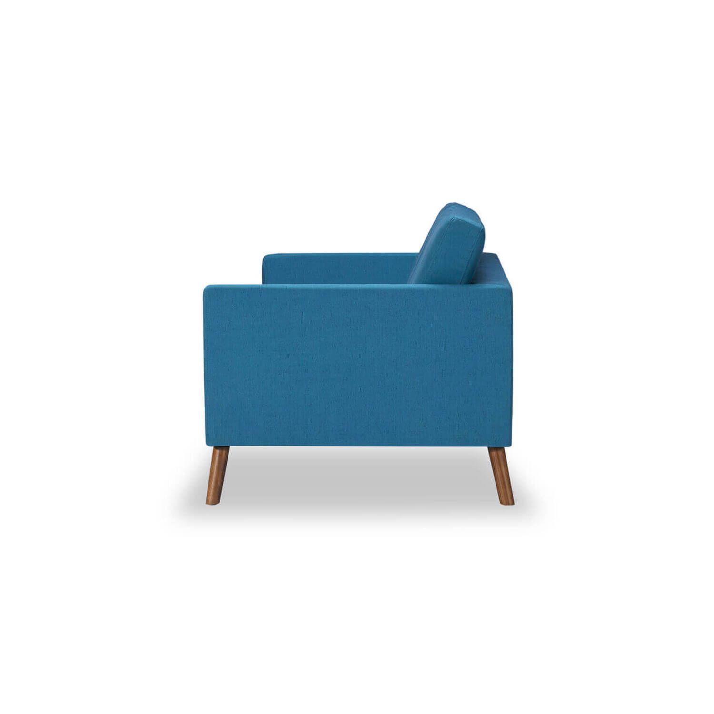 Диван Articulate, синий