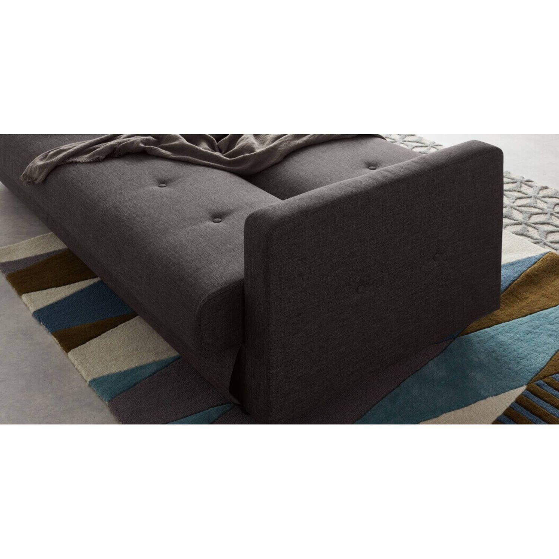 Диван-кровать Chou, серый