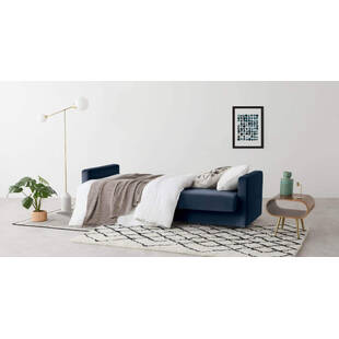 Диван-кровать Chou, синий
